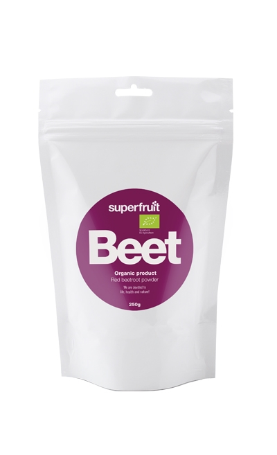 Beet powder 250g RGB