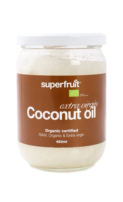 Extra Virgin Coconut Oil 450 ml - EU EKO