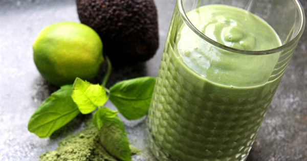 Greenmaster smoothie