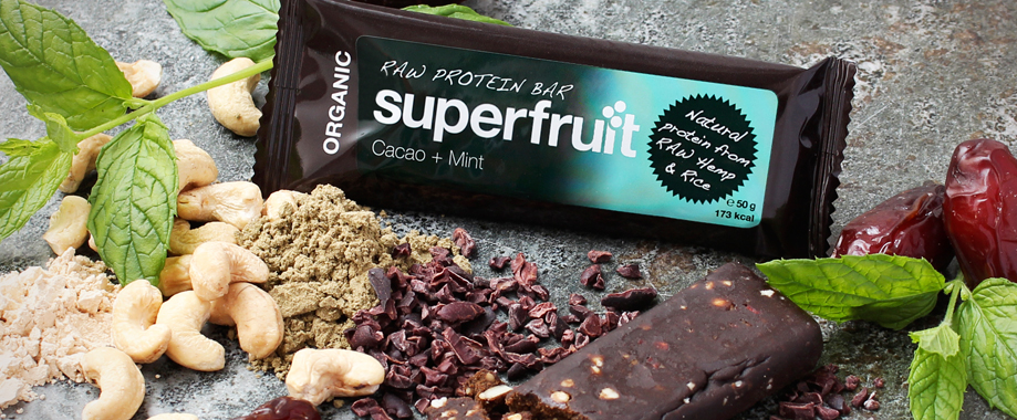 superfruit raw food bars