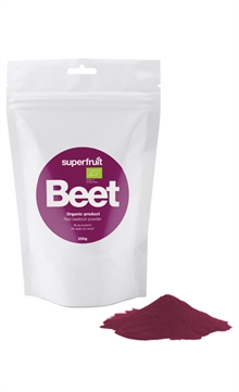 Beet powder 250g + HÖG RGB